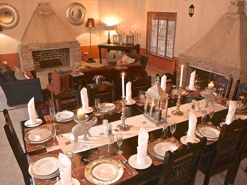 Camelthorn Lodge Dining and Lounge