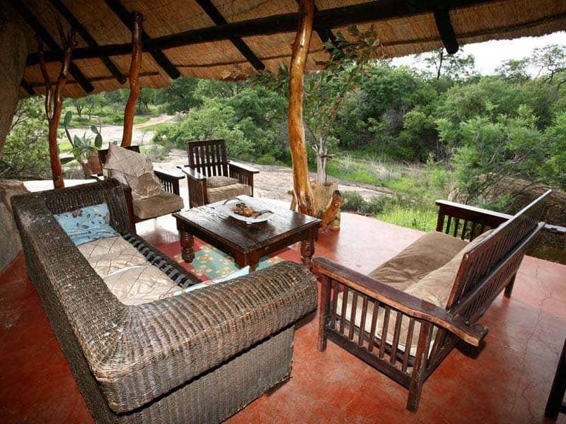 Camp Amalinda Lounge
