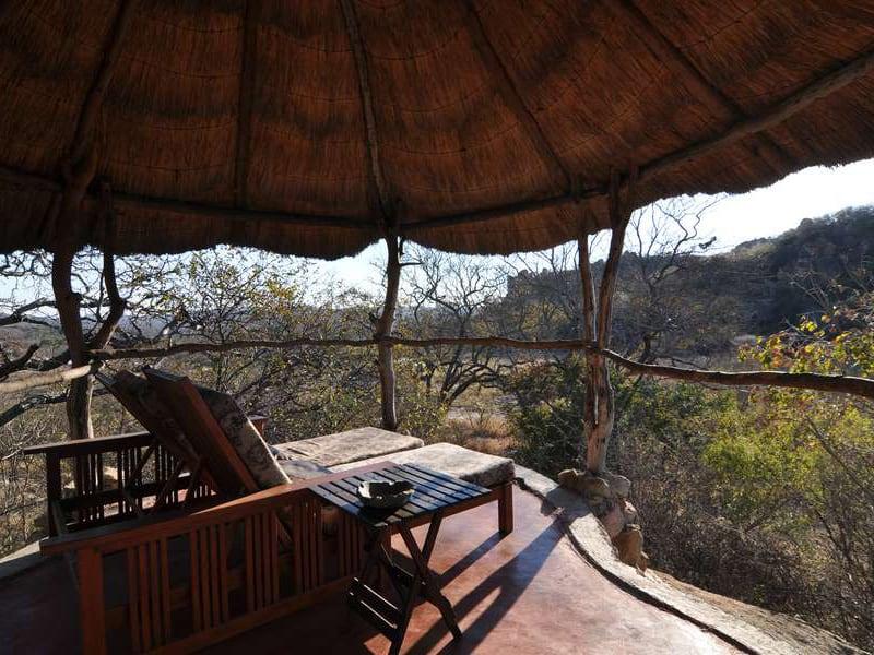 Camp Amalinda View