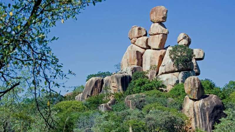 Matobo Hills National Park