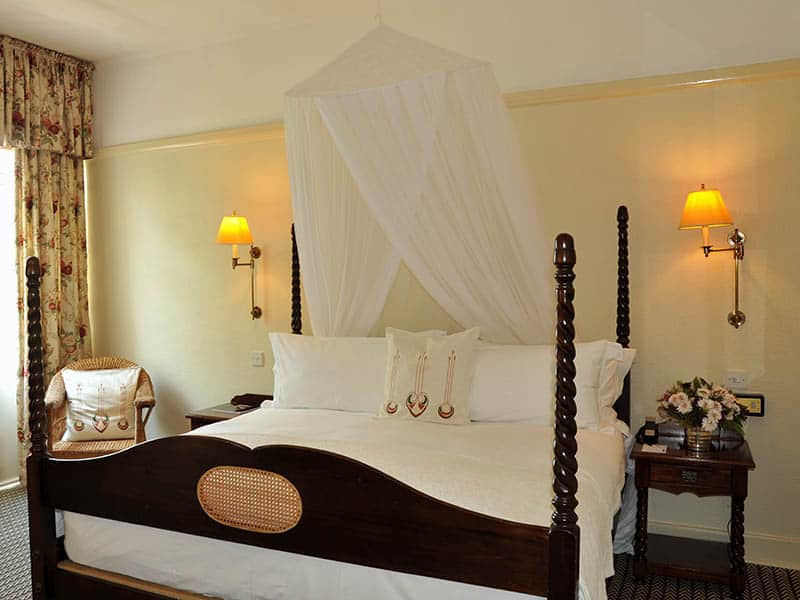 The Victoria Falls Hotel Room