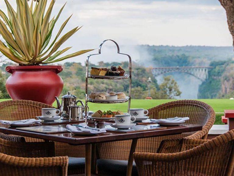 Victoria Falls Hotel – 2 Nights