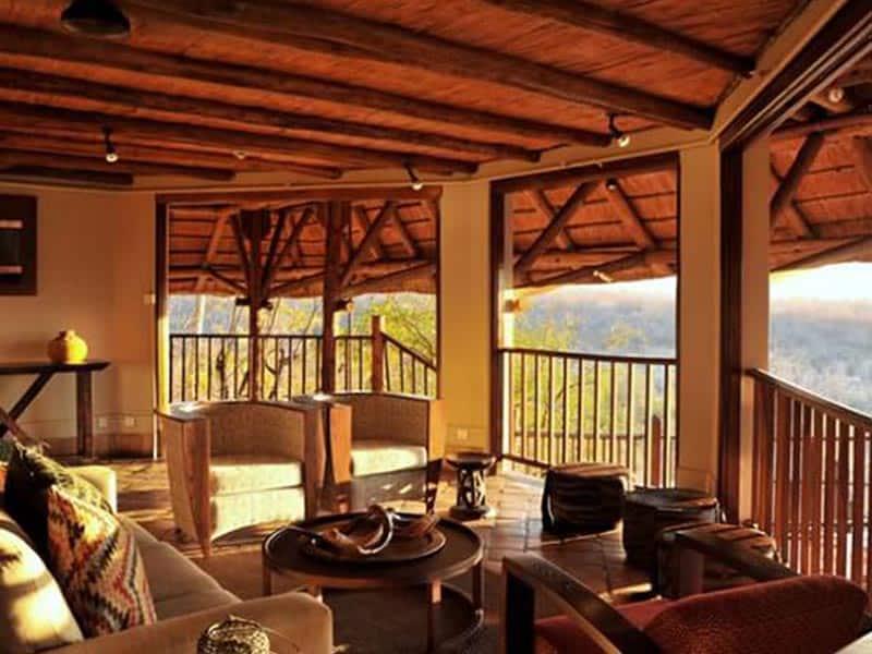 Victoria Falls Safari Lodge Lounge