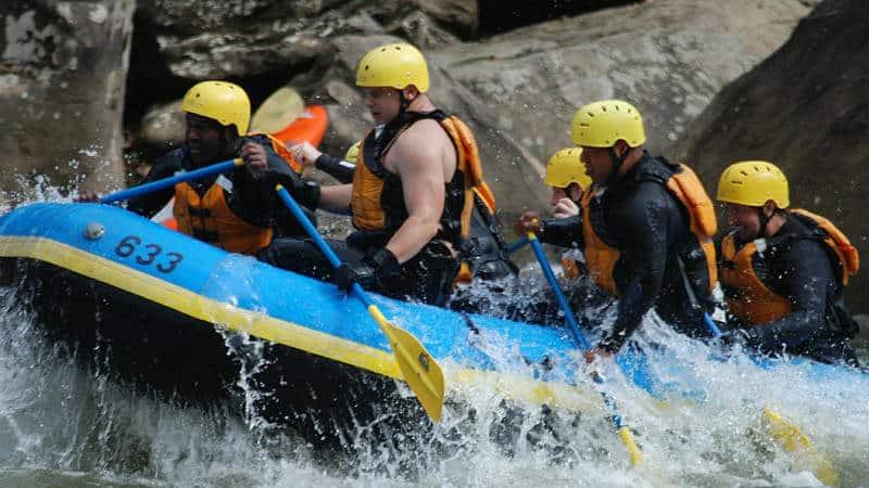 Zambezi Whitewater Rafting