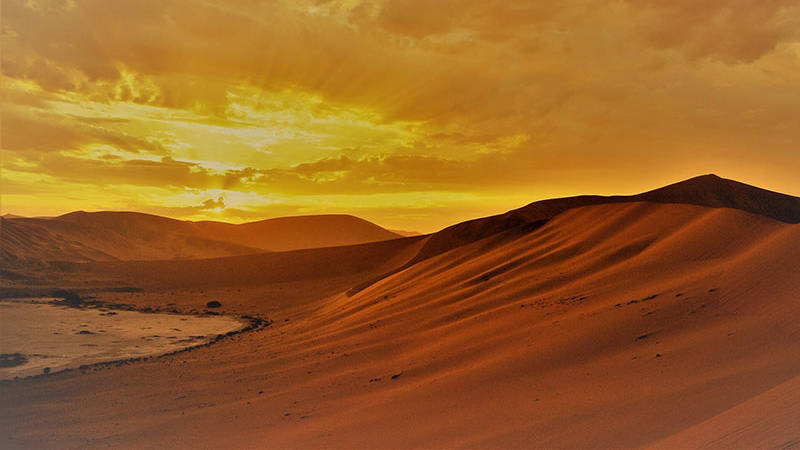Holiday Destinations in Namibia